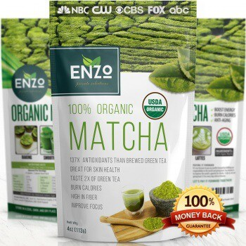 Matcha Green Tea 4oz