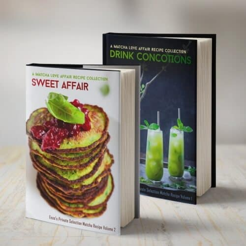 free matcha recipe ebook
