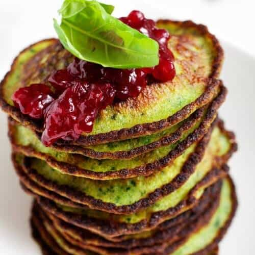 matcha-green-tea-pancake