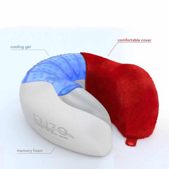 memory-foam-travel-pillow