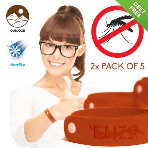 mosquito repellent product page