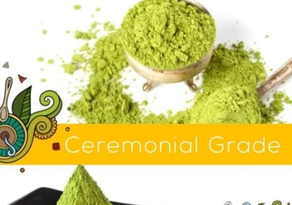 Ceremonial and Culinary Grade Matcha