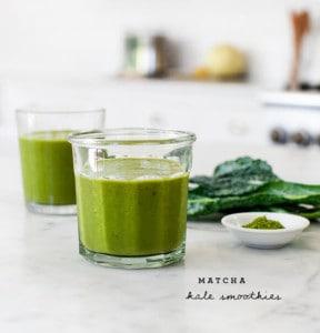 Matcha Green Tea Detox Recipe