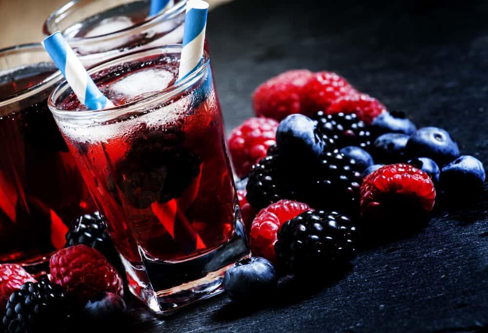 berry antioxidants