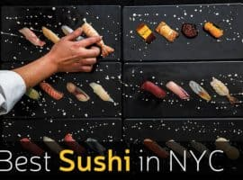 best Sushi in NYC