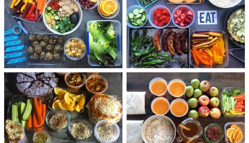meal prep bsic tips