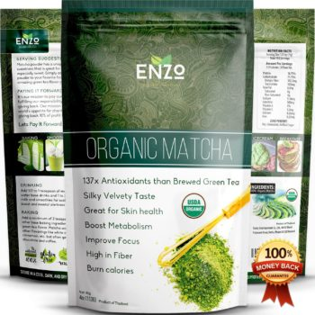 organic matcha tea 4oz