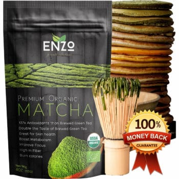 ceremonail enzo matcha profile