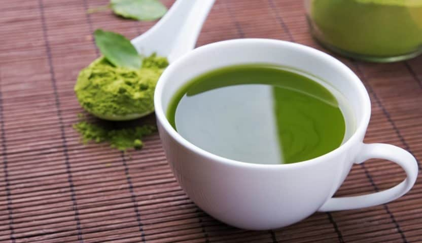 enzo matcha green tea