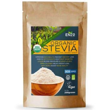 Stevia 200g Profile Enzo